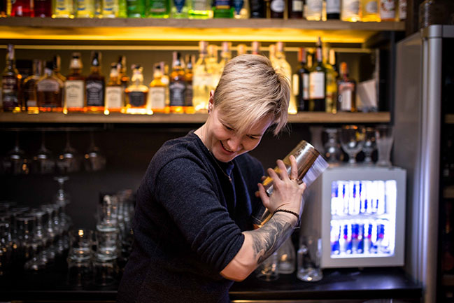 Art-Cocktail's Thursday в Gastro Bar 7