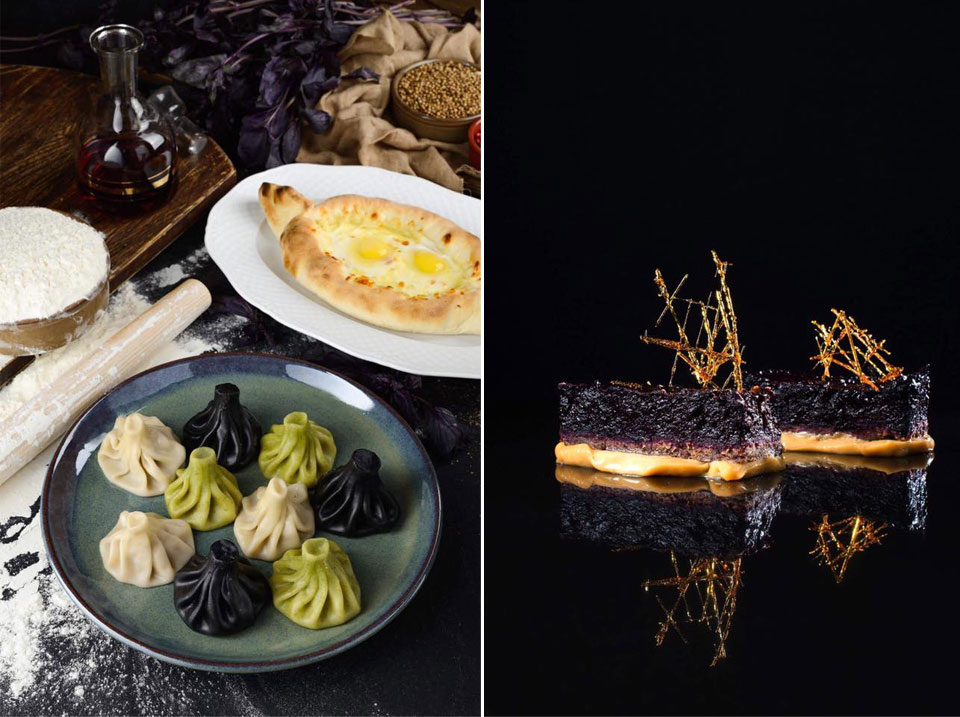 Гиви Рубинштейн на Печерске — грузинский ресторан с одесским колоритом