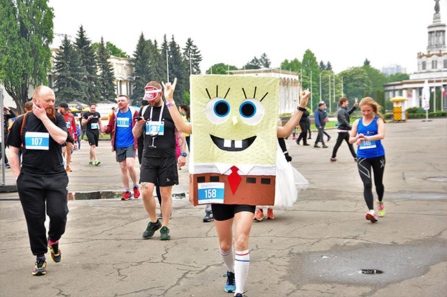 Kyiv Wine Run 2017