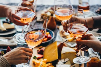 Cheese & Wine Festival в ресторане