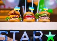 В это воскресенье в Star Burger стартует mini бургер-бум!  И только в это воскресенье старовцы подарят киевлянам 5000 шт mini Italiano бургеров