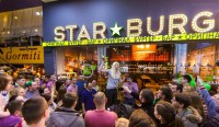 В эту субботу Киев охватит очередной STARбургер-бум