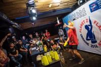 """Яркий старт национального соревнования по флейрингу """"Planet Z - Flair Open 2014"""" Одесса"""