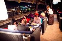 Открытие летней террасы ресторана Панорама