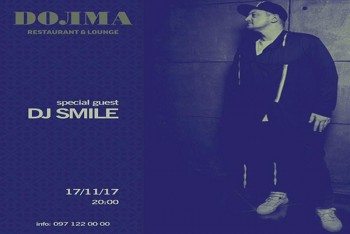 """Dj Smile в ресторане """"Долма"""" (17 ноября)"""