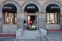 Новое место (Киев): атмосферное кафе Druzi на Прорезной