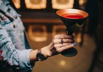 Новое место: коктейль-бар Dalida  — вкус востока в центре Киева