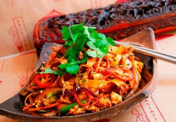 Ресторан Asiatique — жгуче-острая Азия в самом сердце Киева