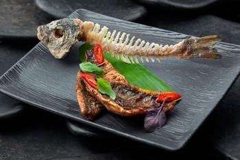 В Киеве на рыбу: чем удивляют гостей рестораны столицы