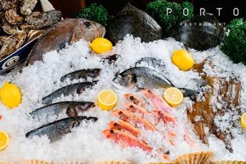Рыбный рай: ресторан средиземноморской кухни Porto на Олимпийской