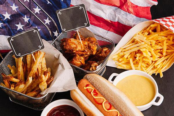 Taste of freedom: американская кухня в ресторанах Киева