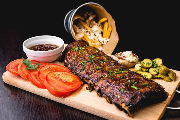 Найкращі м'ясні ресторани Києва