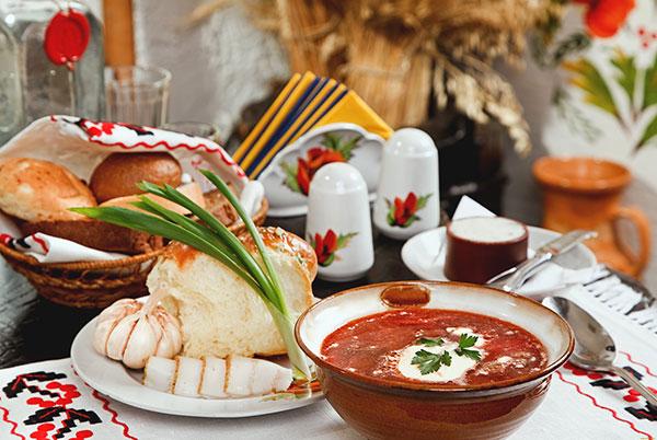 Украина превыше всего: национальные блюда в ресторанах Киева