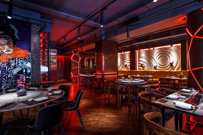 Fenix Asian Restaurant